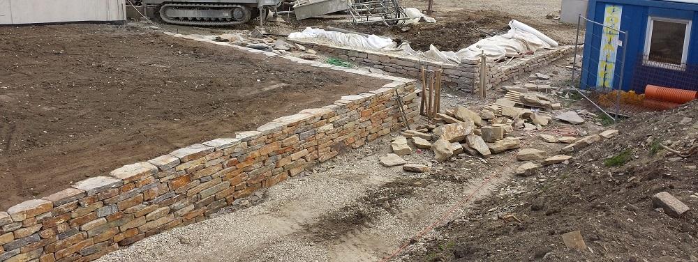 Mauerbau 4