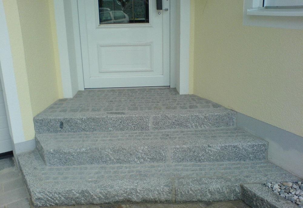 Treppenbau 4